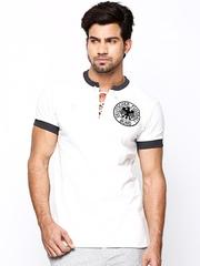 Men White DFB 1954 Retro T-shirt Adidas Originals