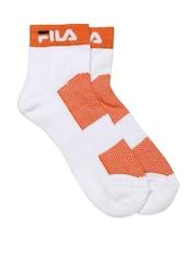 FILA Women White Socks