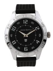 John Smith Men Black Dial Watch JS 10054GRD BK