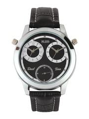 FLUID Men Black Dial Watch FL105-BK01