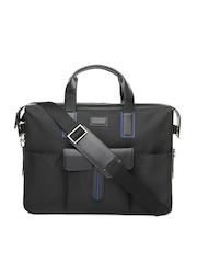 HARVARD Unisex Black Premuim Legacy Laptop Bag