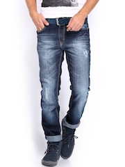 Roadster Men Blue Slim Fit Jeans