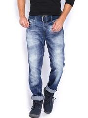 Roadster Men Blue Slim Fit Jeans