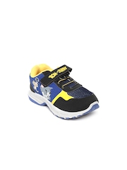 Tom & Jerry Kids Blue & Black Casual Shoes