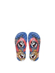 Tom & Jerry Kids Red Flip-Flops