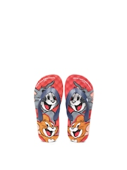 Tom & Jerry Kids Navy Flip-Flops