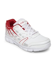 Action Men White Running Shoes
