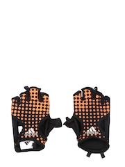 Adidas Women Black Training Gloves