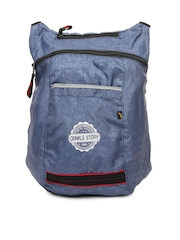Red Chilli Unisex Blue Backpack