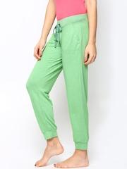 Undercolors of Benetton Women Green Lounge Pants 13A3TRCK301DI