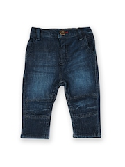 Yellow Kite Baby Dark Blue Jeans