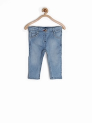 Yellow Kite Baby Light Blue Jeans