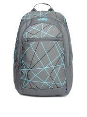 Wildcraft Unisex Grey Backpack