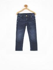 Yellow Kite Boys Blue Jeans
