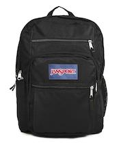 Jansport Unisex Black Big Student Backpack