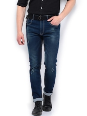 Roadster Men Blue Corvette Slim Fit Jeans