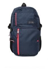 Tommy Hilfiger Unisex Navy Biker Club Backpack