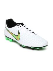 Nike Men White Magista Ola FG Football Shoes
