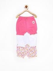 Yellow Kite Baby Girls Set of 3 Shorts