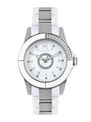 Tommy Hilfiger Women White Dial Watch TH1780973J
