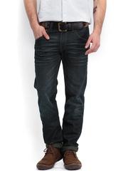 Levis Men Dark Blue 511 Slim Fit Jeans