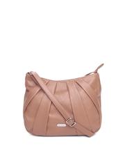 Lavie Peach-Coloured Feechi Sling Bag
