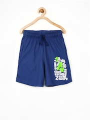 Yellow Kite Boys Blue Shorts
