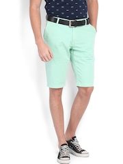 U.S. Polo Assn. Men Green Shorts
