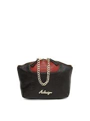 Hidesign Brown Leather Handbag