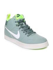 Nike Men Grey Liteforce III Mid Casual Shoes