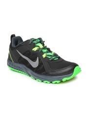 Nike Men Black Wild Trail Running Shoes