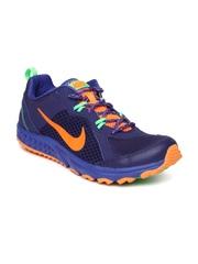 Nike Men Purple Wild Trail Running Shoes