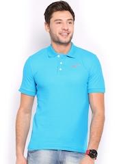 Nike Men Blue Matchup Polo T-shirt