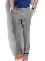 GANT Men Grey Chino Trousers
