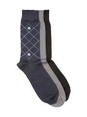 Van Heusen Men Pack of 3 Socks