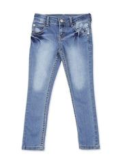 Gini and Jony Girls Blue Jeans
