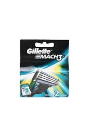 Gillette Mach3 Men Pack of 2 Cartridges