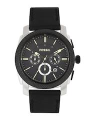 Fossil Men Black Dial Watch FS4731I