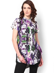 Love From India Women Multicoloured Printed Tunic