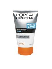 LOreal Men Expert White Activ Brightening Foam Cleanser