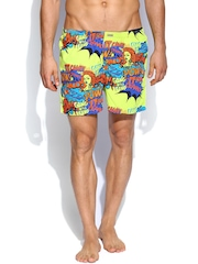 Flying Machine Multicoloured Printed Boxers FMST0146
