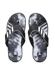 Adidas Men Black Adissage Thong GR Flip-Flops