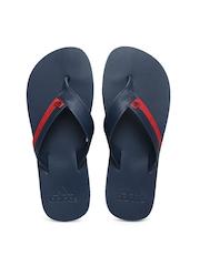 Adidas Men Navy Flip-Flops