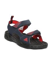Adidas Men Navy Hemis Sports Sandals