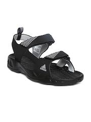 Adidas Men Black Hemis Sports Sandals