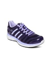 Adidas Women Purple Vulkan 1.0 Running Shoes