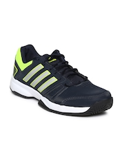 Adidas Men Navy Ace Chopper Tennis Shoes