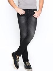 Wrangler Men Black Vegas Fit Jeans