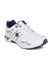Action Men White Sports Shoes