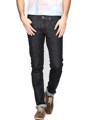 Killer Men Black Slim Fit Jeans